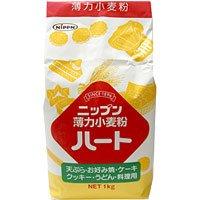 ニップン ハ?ト薄力小麦粉 1kg