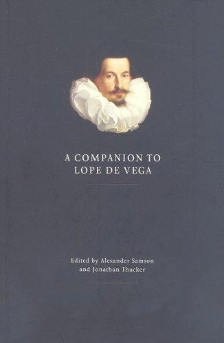 A Companion to Lope de Vega (Monografías A) (Monografías A)