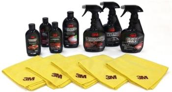 3m 39117 complete car care kit automotive. Black Bedroom Furniture Sets. Home Design Ideas