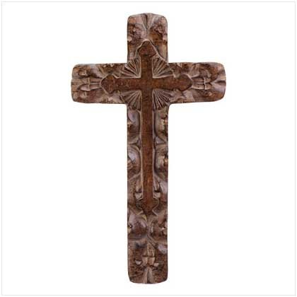 Gifts & Décor Classic Rustic Wall Cross