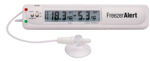 Temperature Alert/Alarm for Freezer & Refrigerators