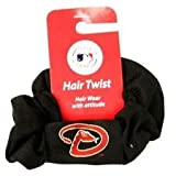 Arizona Diamondbacks MLB Fashion Hair Scrunchie at Amazon.com