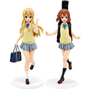 けいおん!! EXフィギュア 平沢 唯 ・ 琴吹 紬  全2種セット