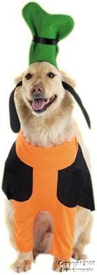 Pet Disney Goofy Dog Costume For Large Dogs