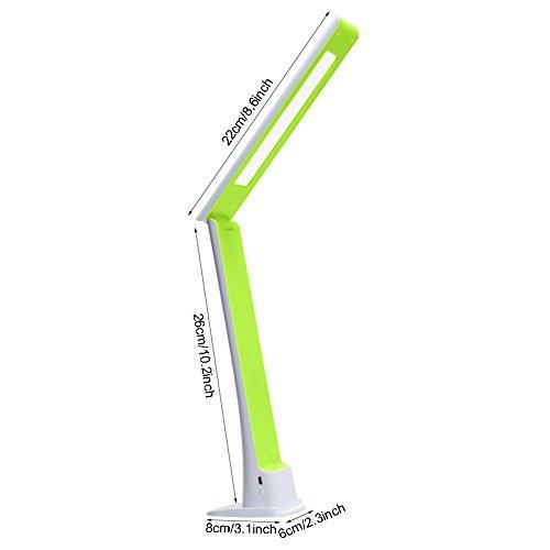 Kedsum Portable Dimmable Led Desk Lamp Touch Sensitive Usb
