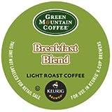 Green Mountain Breakfast Blend 96 Count K Cups