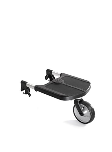 Mutsy Igo and Evo Stroller Step-up Board Attachment, Black