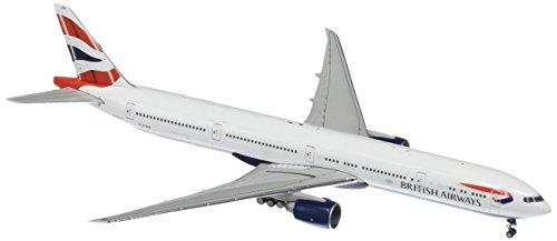 GeminiJets British Airways B777-300ER Airplane Model (1:400 Scale) (British Airways Model compare prices)