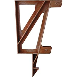 2x4 Basics Dekmate Bench Brackets -2-Pk., Model# 90176MI