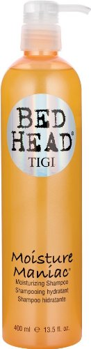 TIGI Bed Head Moisture Maniac Moisturizing Shampoo 13.5 oz