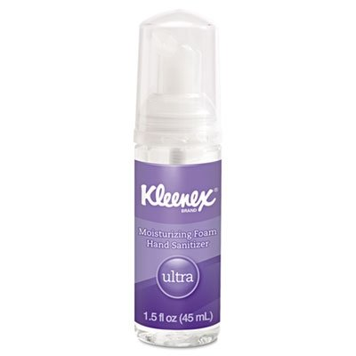 Kleenex Hand Sanitizer back-1046511