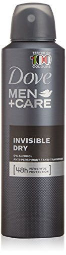 Dove Deodorante, Men Invisible Dry, 200 ml