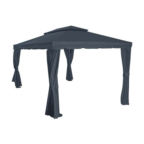siena-garden-727476-dach-zu-pavillon-dubai-3x4m-polyester-250g-m-grau-pu-beschichtet