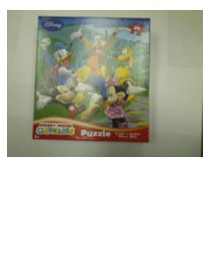Cheap Fun Disney Mickey Mouse Clubhouse 24-Piece Jigsaw Puzzle (Mickey and Friends) (B00394ZKYU)