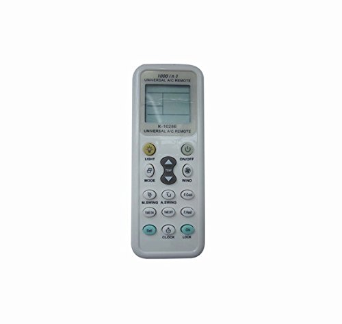 General Replacement Remote Control For Sanyo KS121W KS1812 KS1812W KS1822 THS3622 KHS1222 AC Air Conditioner