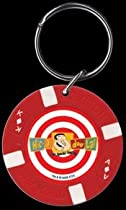 Family Guy ALLL RIIIGHT! Poker Chip Keychain FK1958