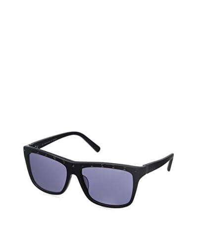 Valentino Women's V606S Sunglasses, Matt Black