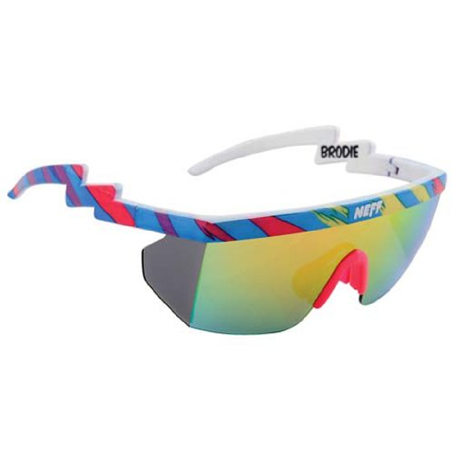 c69a2e5ca86 Neff Brodie Sunglasses (Wild Tiger