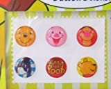 New Button Sticker for iphone ipad ipod Disney Winnie the Pooh