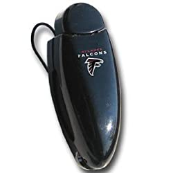 Atlanta Falcons Square Sunglass Visor Clip - NFL Football Fan Shop Sports Team Merchandise