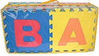 Cheap Soft & Safe Foam Alphabet Floor Mat(uppercase) (B000HROS72)
