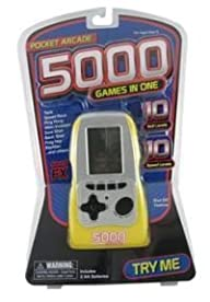 Pocket Arcade Handheld 5000 Games in…