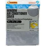THERMWELL AC3H Window Air Conditioner Cover, 18 by 27-Inch