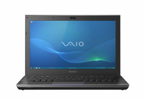Sony Vaio VPCSB1H7E/B.AE1 S-Series 13.3 Inch Laptop (Intel Core i7 2.1GHz Processor, RAM 4GB, SSD 128GB) - Black