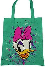 Disney Paperina-con Fiocco e ombretto Childs Shopper/Borsa Per La Spesa