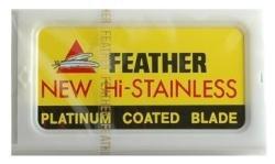 Feather Double Edge Razor Blades 30 Ct