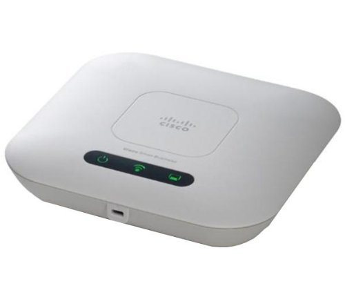 Cisco WAP321-E-K9 Small Business WAP321 Wireless-N Selectable-Band Access Point with Power over Ethernet