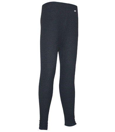 Polarmax Unisex Child Quattro Fleece Tight (Black, Small)