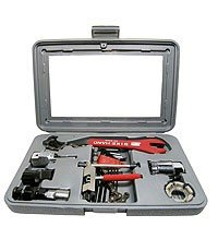 TOOL KIT ACTION BOX-SMALL PRO 15 TOOLS IN A CASE