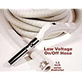30ft Central Vacuum Low Voltage Hose for your Central Vacuum