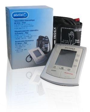 Alvita-Sfigmomanometro automatico da braccio