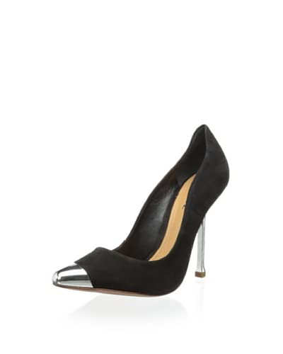 Schutz Women's High Heel Metal Accent Pump