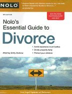 Nolo`s Essential Guide to Divorce