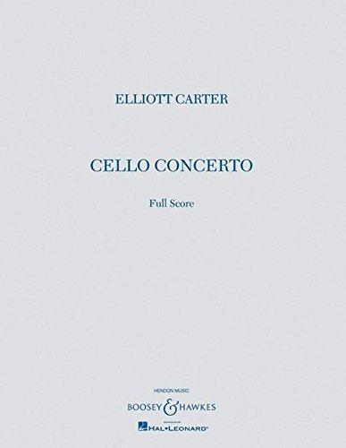 Cello Concerto: Full Score