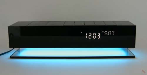 TAKUMI MRC LED RADIO CLOCK TKM10