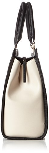 #ALDO #BLUEMOON #Damen #Shopper #15x30x36 cm #(B #x #H #x #T), #Weiß #(White/Black/79)