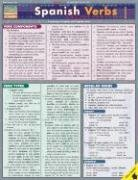 Spanish Verbs (Laminated Reference Guide; Quick Study...