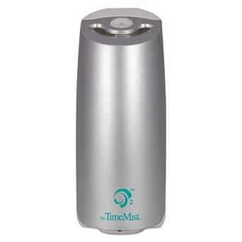 "TMST03003GRA O2 Active Air Dispenser, 2.5"" x 6"", Gray, Plastic: Amazon"