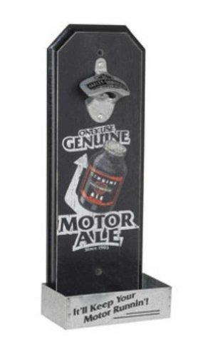 Harley-Davidson® Motor Ale Wall-Mount Bottle Opener - Crack One Open