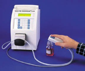 Wheaton Variable Speed Omnispense Plus Peristaltic Dispensing Pump; Pumphead; 2.3mm; 120V