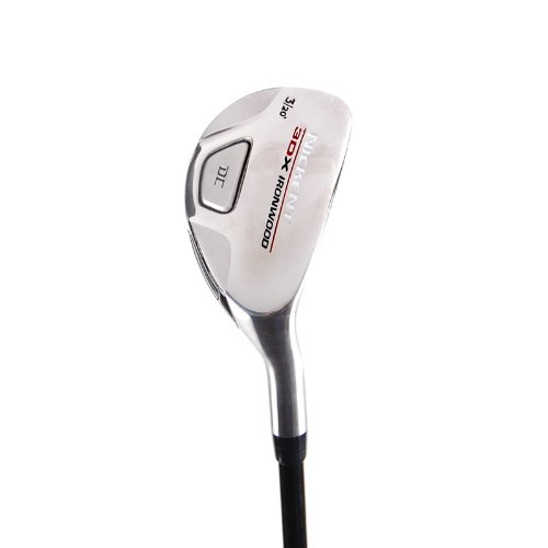 New Nickent 3DX DC Hybrid 3 20 SR 2 5 Senior Flex RH