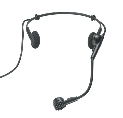 Audio Technica Pro 8Hecw Headset Microphone