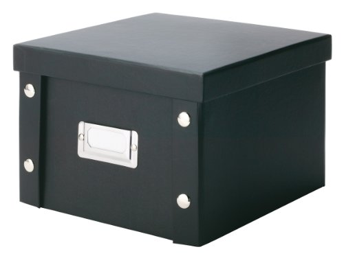 zeller-dvd-box-wood-black-215-x-205-x-15-cm