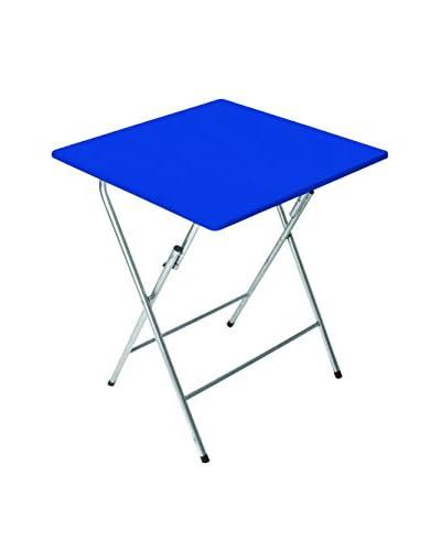 Speciale tafels en stoelen Side Guido blauw