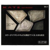 カネボウ(Kanebo) ケイト カラーシャスダイヤモンド<ブラック1>