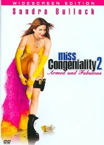 Cover art for  Miss Congeniality 2: Armed & Fabulous